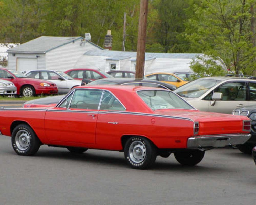 Dodge Dart GT - huge collection of cars, auto news and reviews, car vitals,