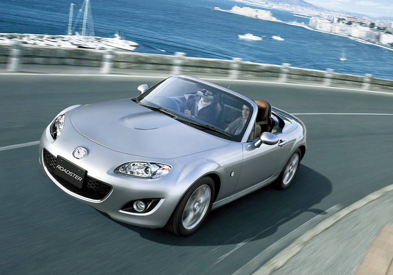 Read more about the 2009 Mazda Miata MX-5