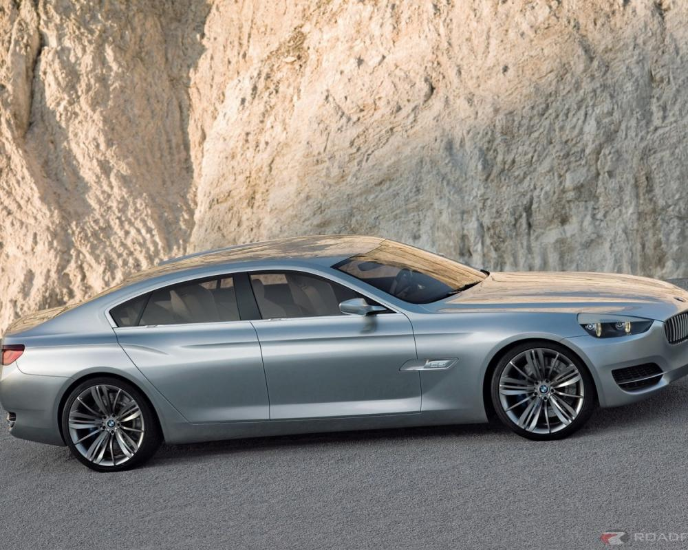 BMW Concept CS Lands In New York