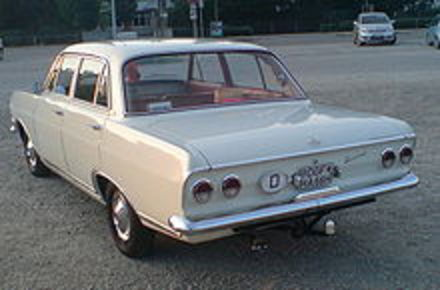 Opel Rekord B. Main article: Opel Rekord Series B