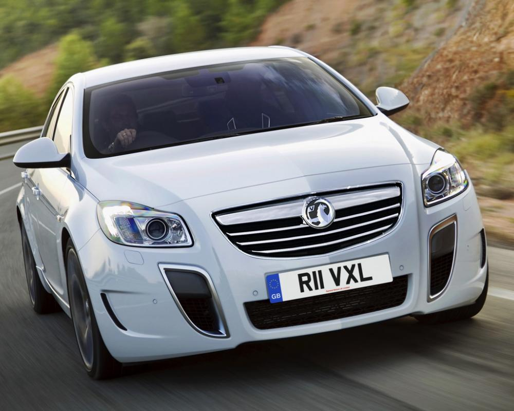 Revealed: Opel Insignia OPC/Vauxhall Insignia VXR