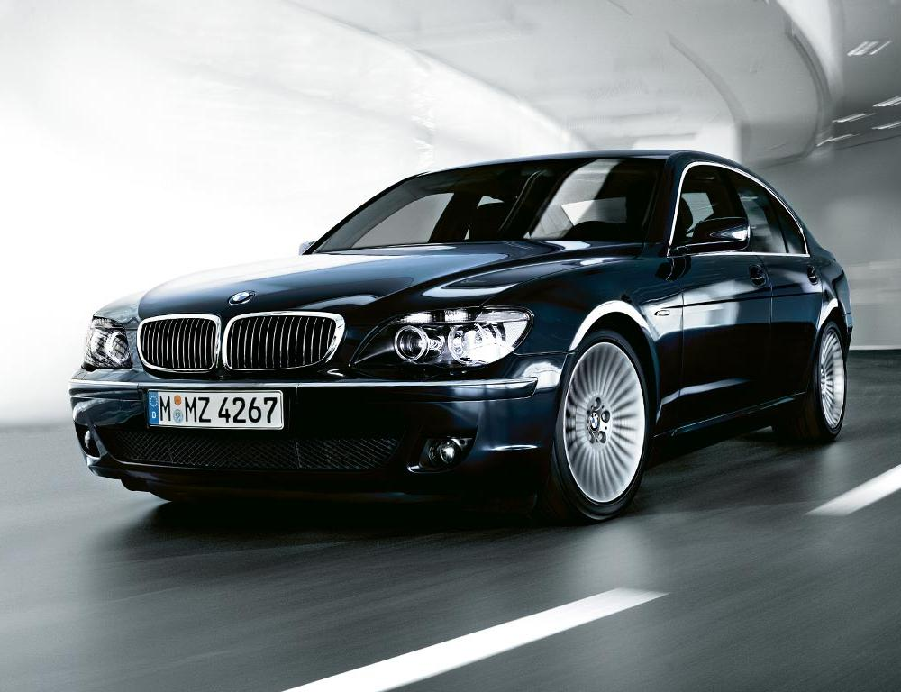 2008 BMW 750i auction sales and data.