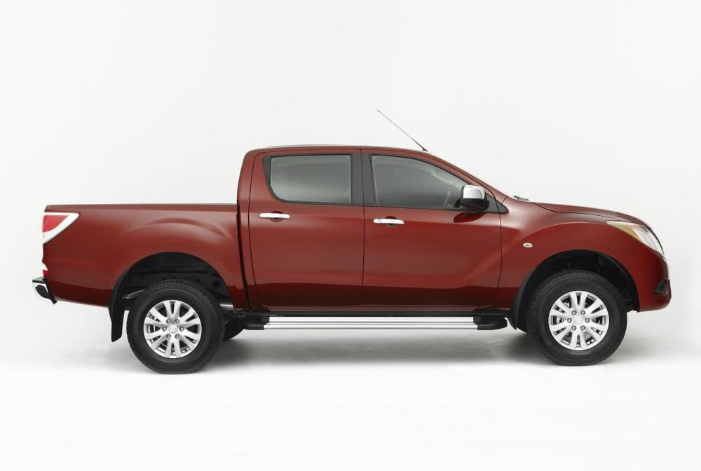 From story: 2011 Mazda BT-50 Pick-Up Truck Revealed