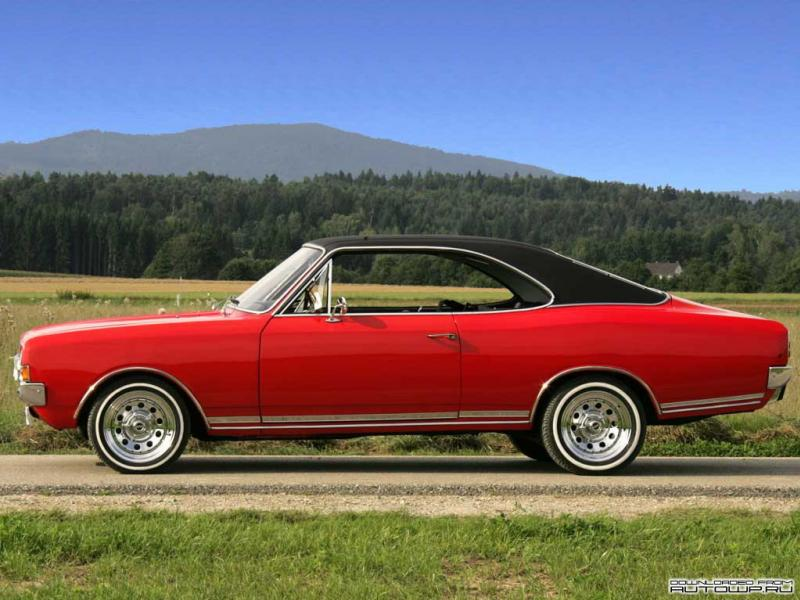 Opel Commodore A Coupe Automatic 2500 G. View Download Wallpaper. 800x600