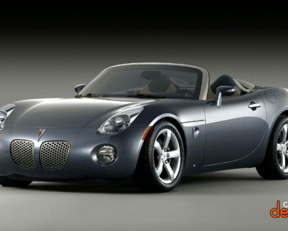 Pontiac Solstice – Jazz. Posted July 15, 2007. Filed under: Pontiac |