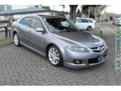 MAZDA ATENZA SPORTS 23S 2005. A genuine 23S facelift sporthatch with the 17