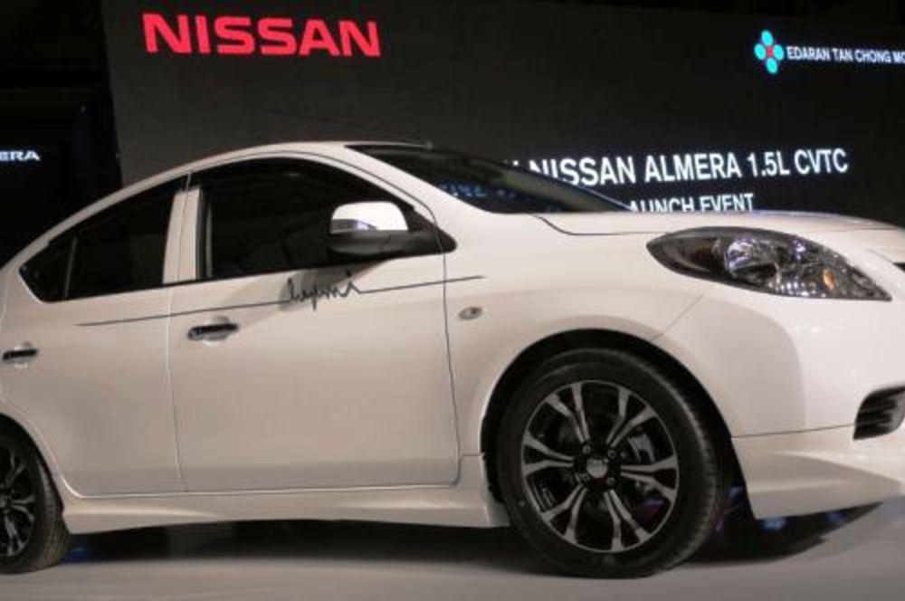 All-New Nissan Almera launched!