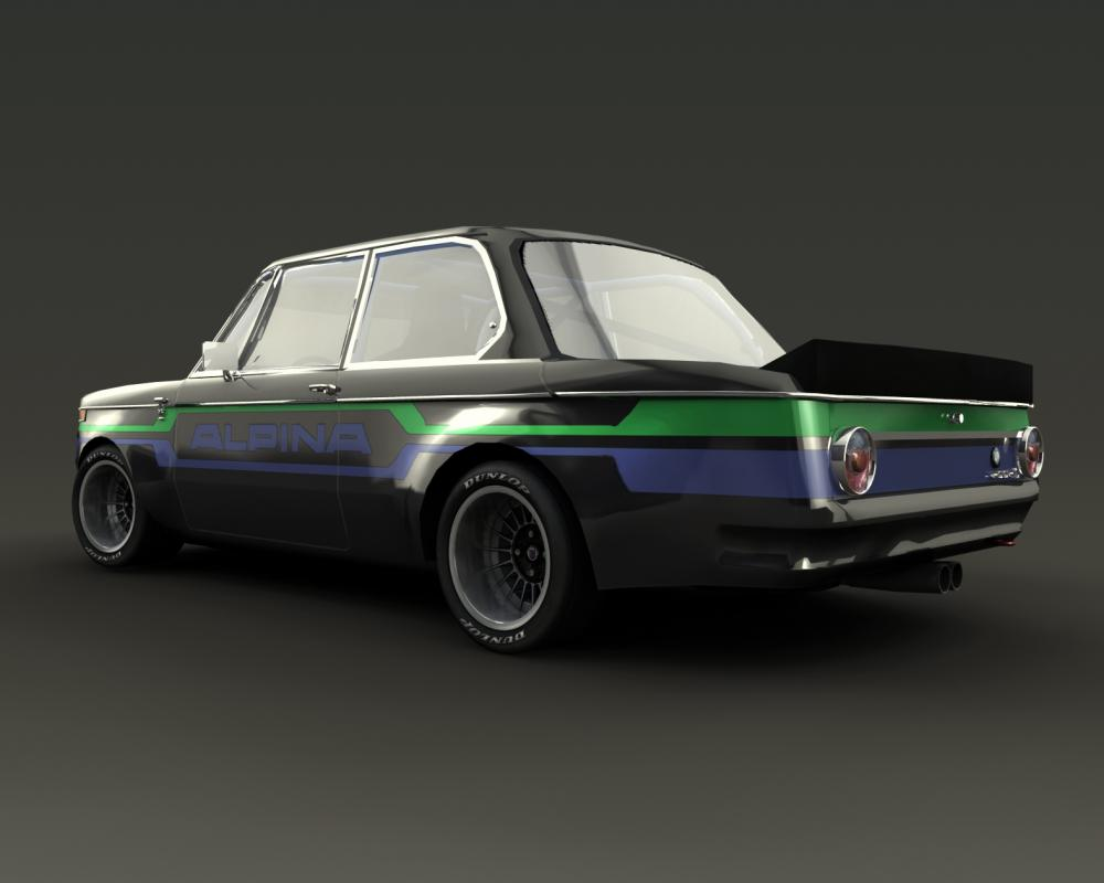 BMW 2002 Tii for GT Legends – Lots of New Previews