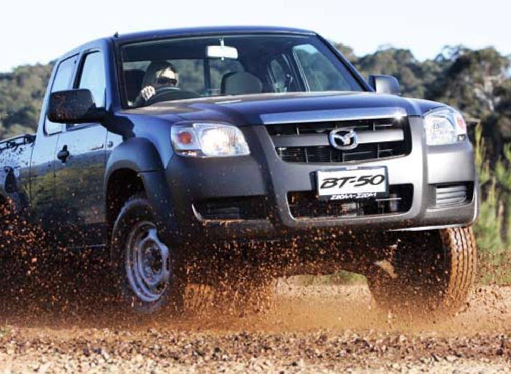Mazda BT-50 25 Turbo. View Download Wallpaper. 650x366. Comments
