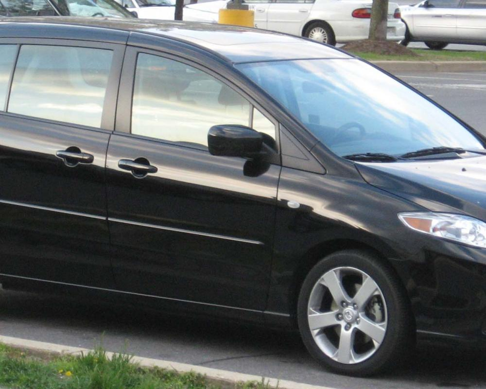 Mazda 5 was launched in 2005 to replace Mazda Premacy, the latest model was