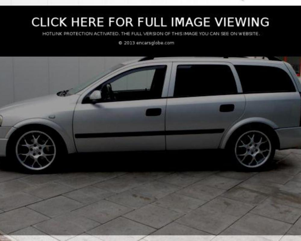 "Opel Astra GL 14 Caravan Image â""–: 03 image. Size: 640 x 426 px 
