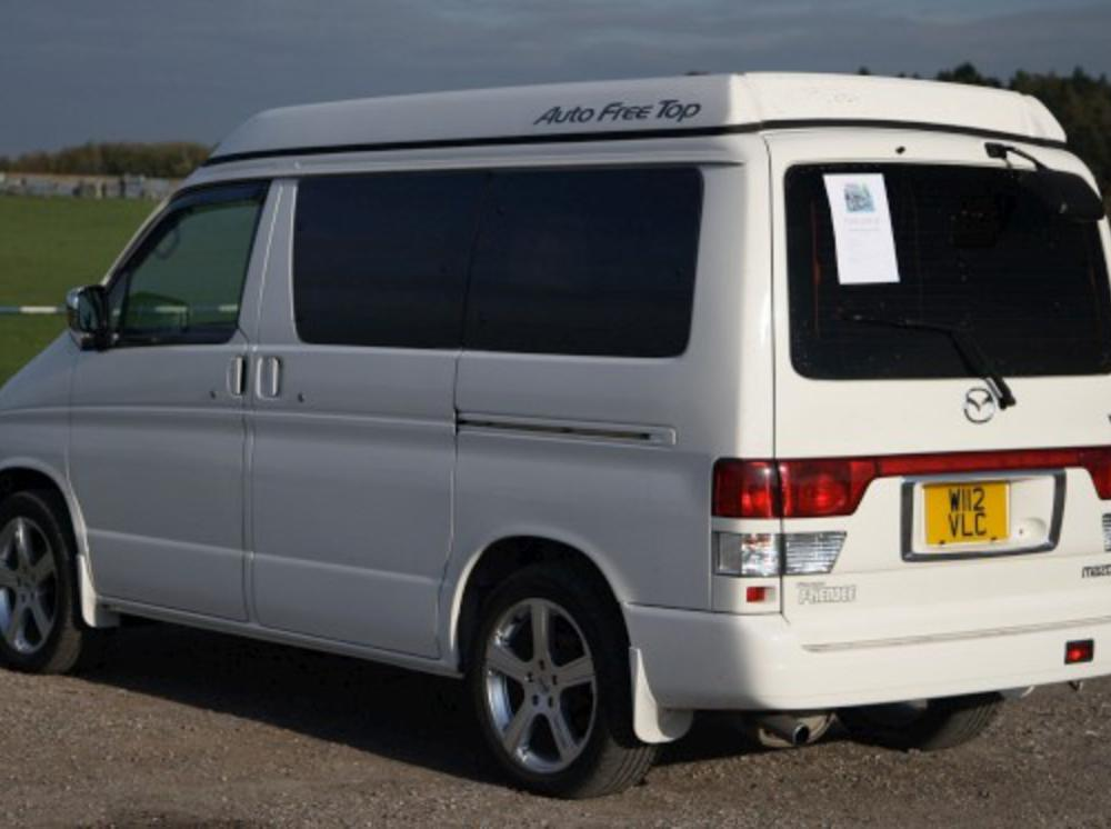 Mazda Bongo Friendee 4WD. View Download Wallpaper. 600x373. Comments