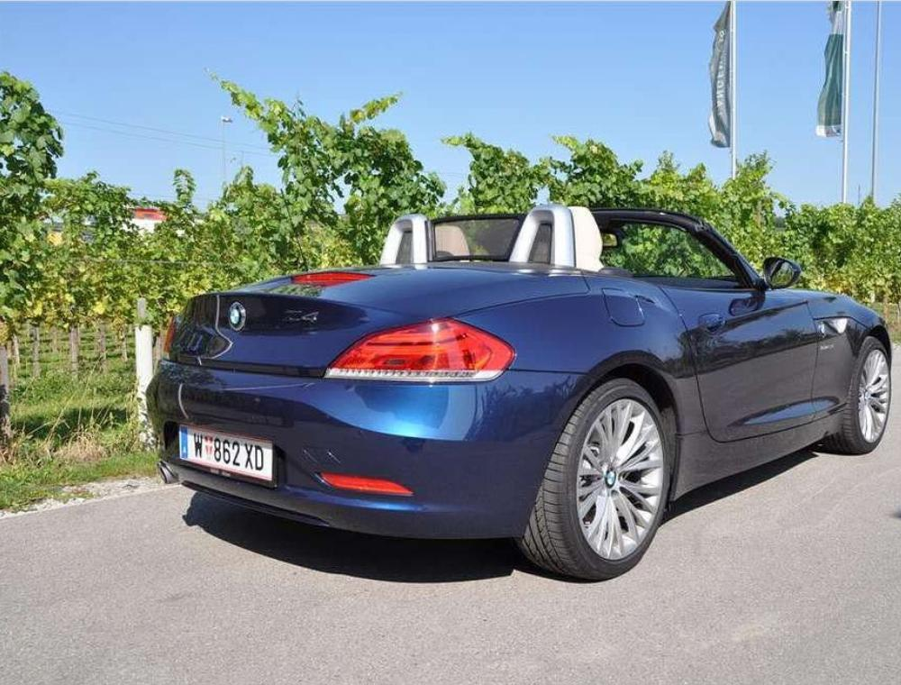 Austrian Wine Country – Driving the BMW Z4 sDrive23i to Vienna