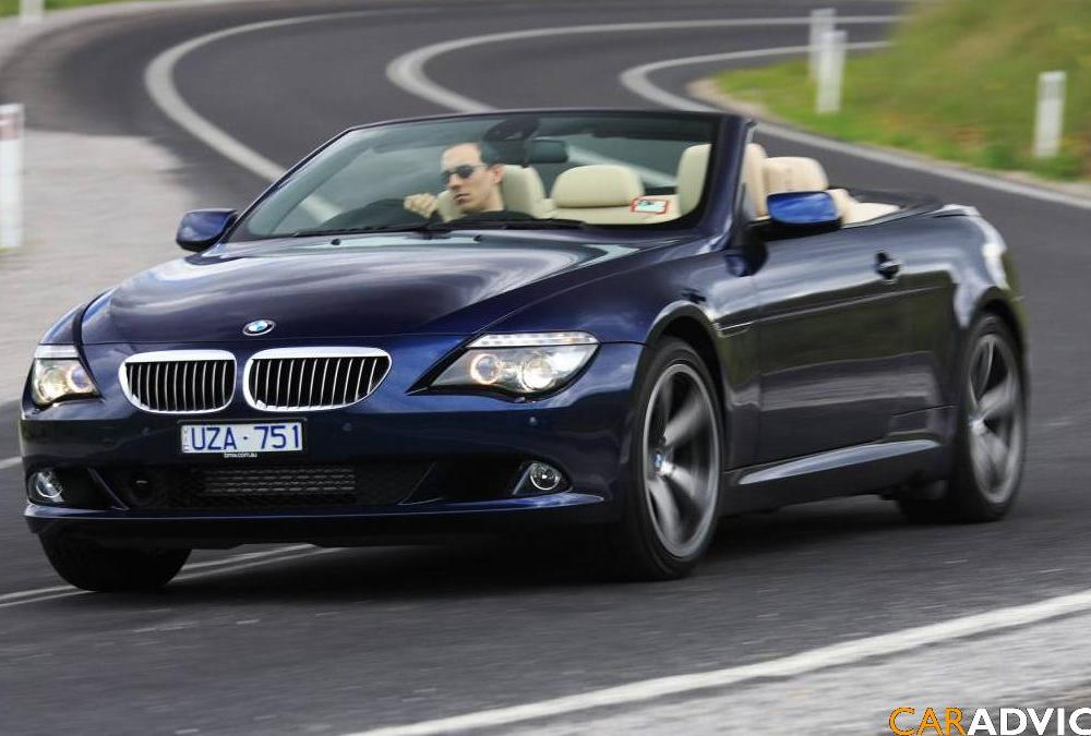 2008 BMW 6 Series Coupé & Convertible. With over 80,000 6 Series sold around