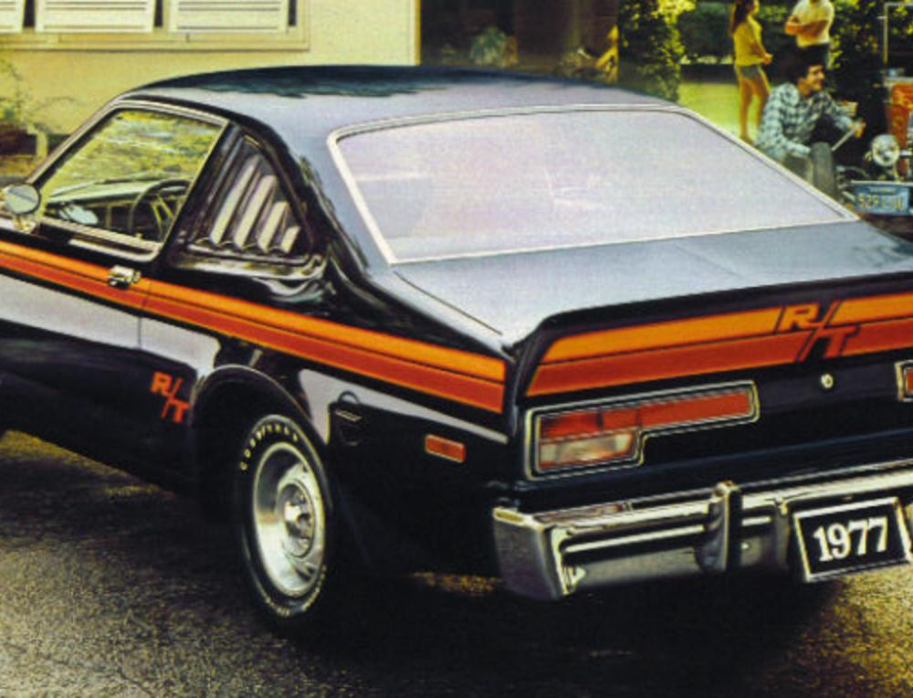 Dodge Aspen SE coupe - huge collection of cars, auto news and reviews,