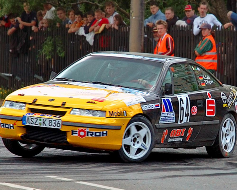Opel Calibra Turbo 4x4 group A (1993) - Racing Cars