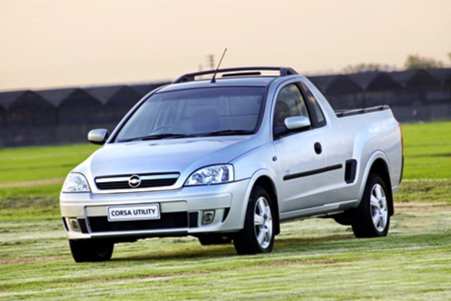Opel Corsa Pick-up. View Download Wallpaper. 448x299. Comments