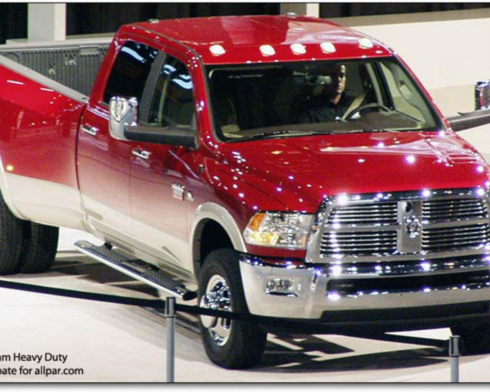 Dodge Ram 3500 Heavy Duty Big Horn. View Download Wallpaper. 755x488