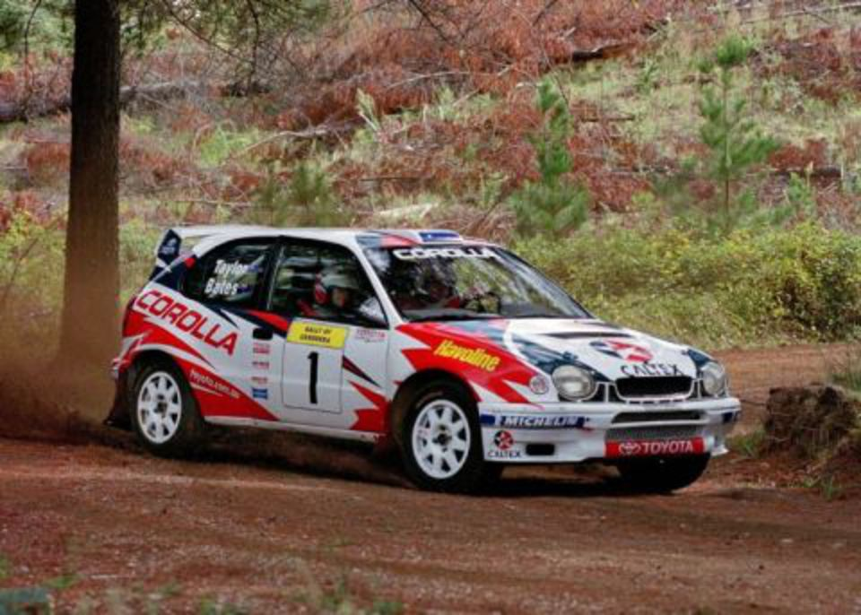 Toyota Corolla Rally. View Download Wallpaper. 480x343. Comments