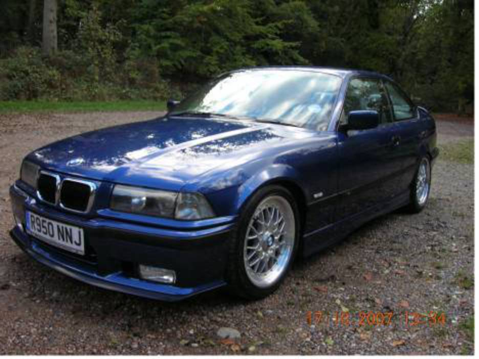sideways's BMW 327i turbo