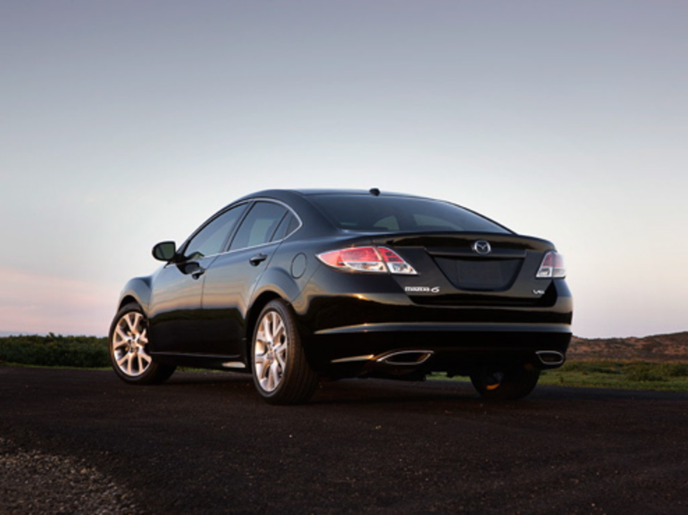Mazda 6 Picture and Review