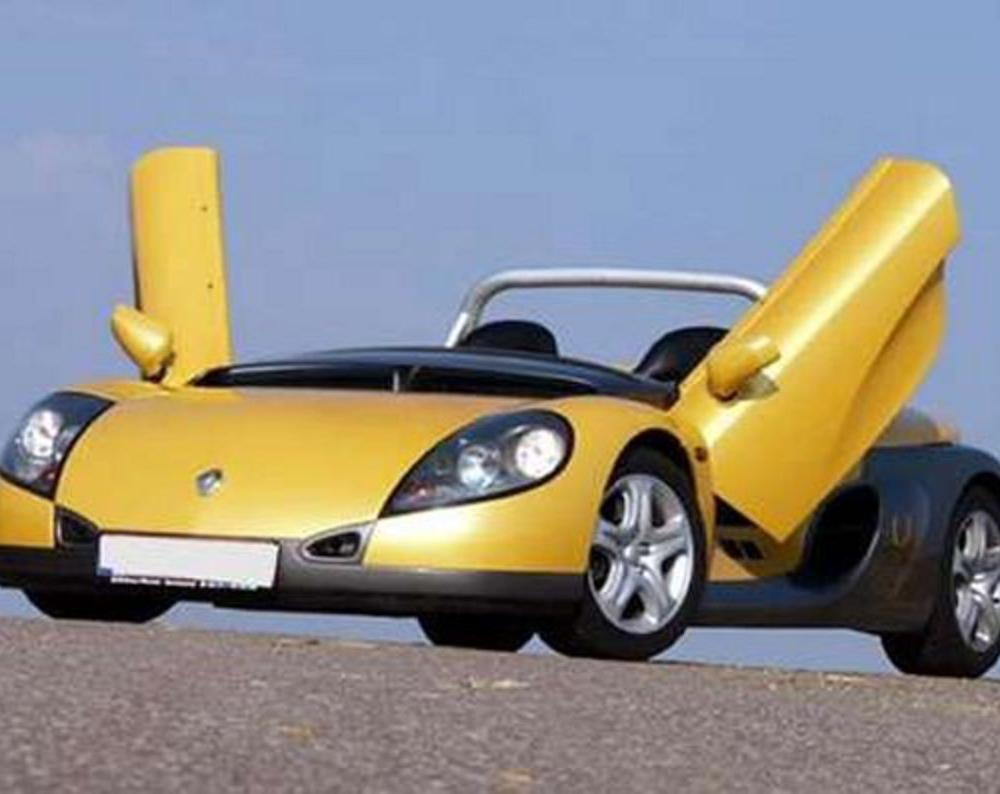 Renault Spider - cars catalog, specs, features, photos, videos, review,