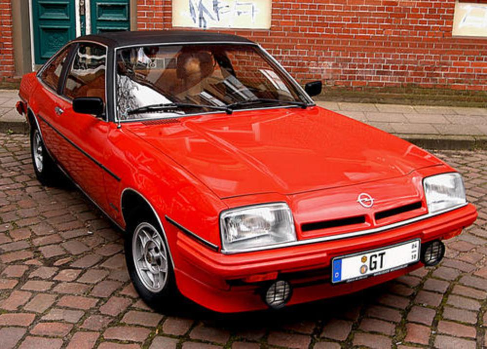 Opel Manta Berlinetta. View Download Wallpaper. 538x358. Comments