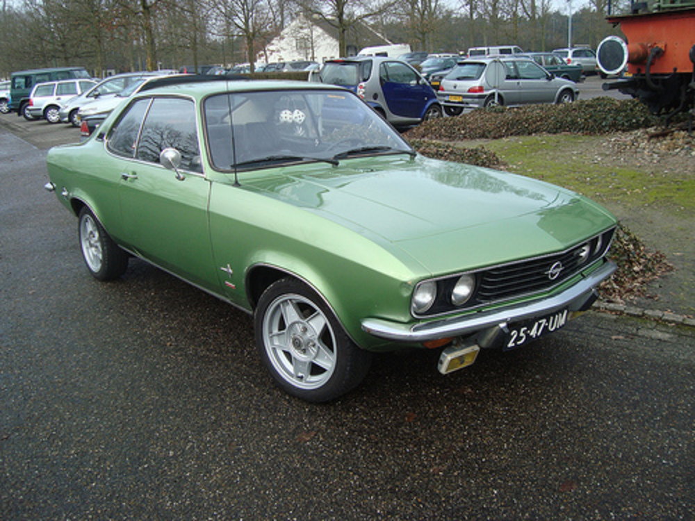Opel Manta Automatic. View Download Wallpaper. 500x375. Comments