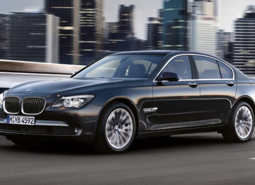 The BMW 730Ld has been named the 2009 Chauffeur Car of the Year,