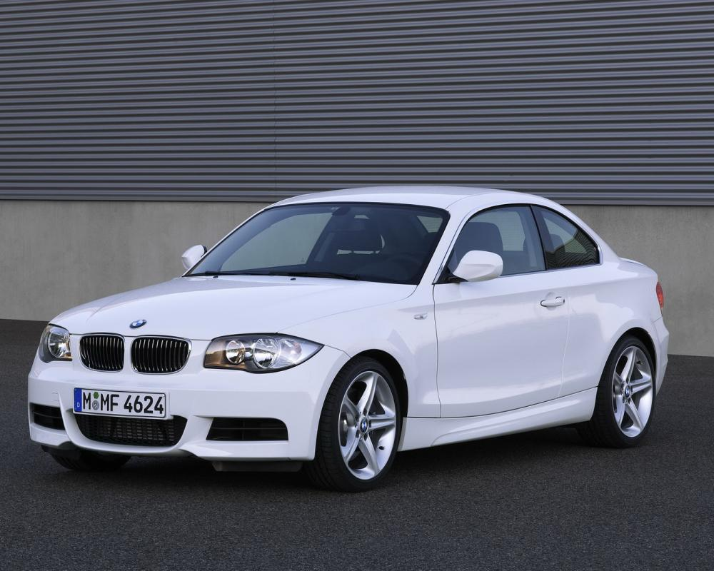 The 2011 BMW 135i Coupe and Convertible will be equipped with the new N55
