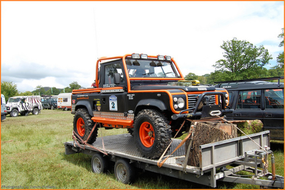Land Rover Defender 90 Pick-Up. View Download Wallpaper. 500x333. Comments