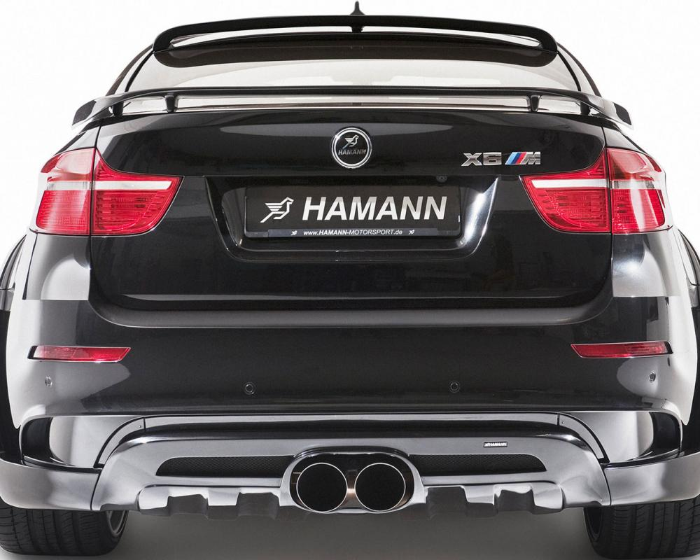 BMW X6 Hamann Tycoon Evo M debuted at Geneva The German tuning house Hamann