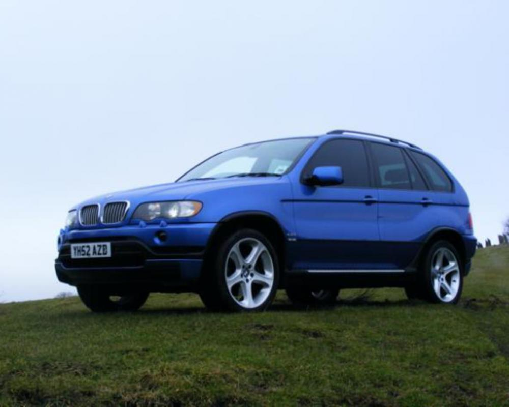 BMW X5 46is AT image 2