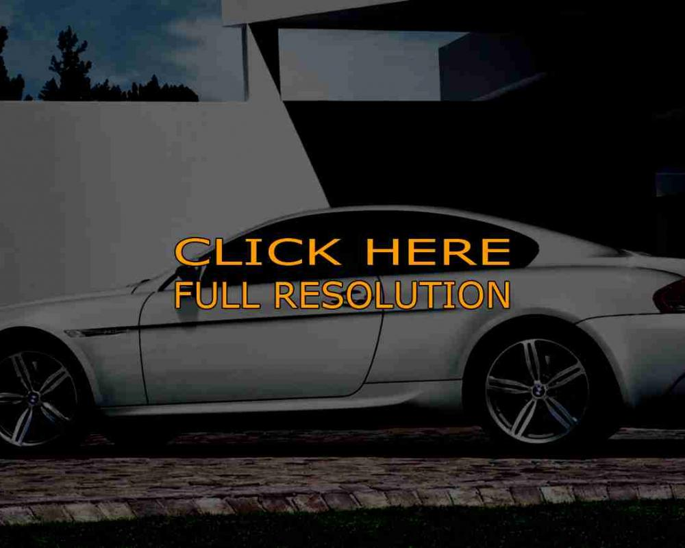 BMW 6 Series Sport Package: New pics BMW Manufacturer is ready to put in