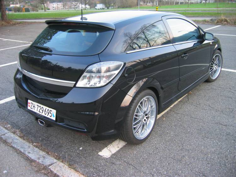 Tuner Opel ASTRA H OPC