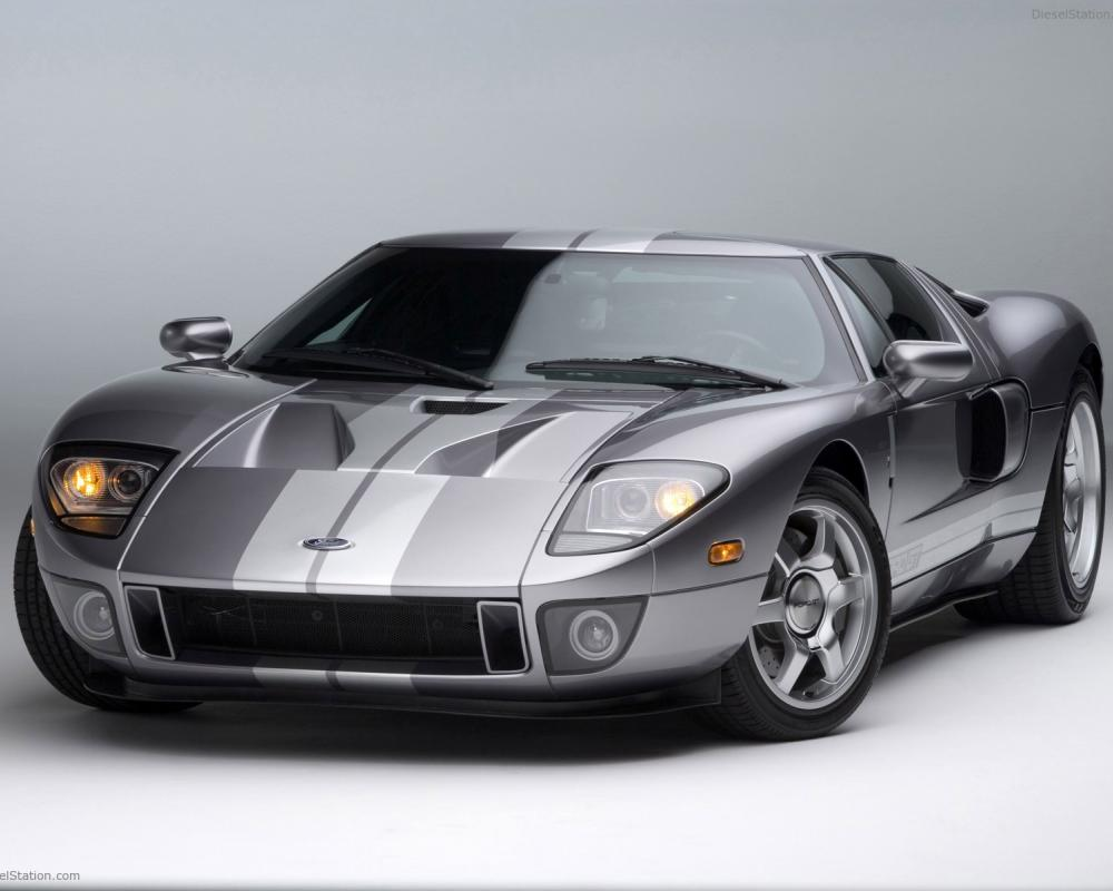 Ford GT - Car Image at Dieselstation