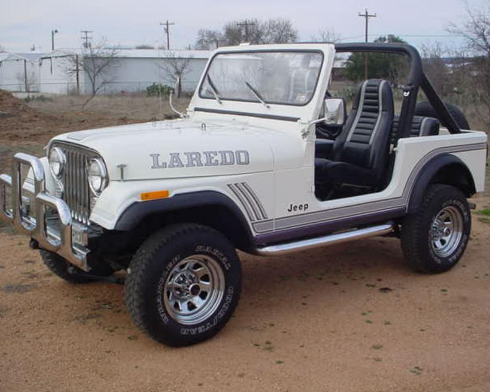 We specialize in original and restored Jeep CJ-7's, CJ-5's,