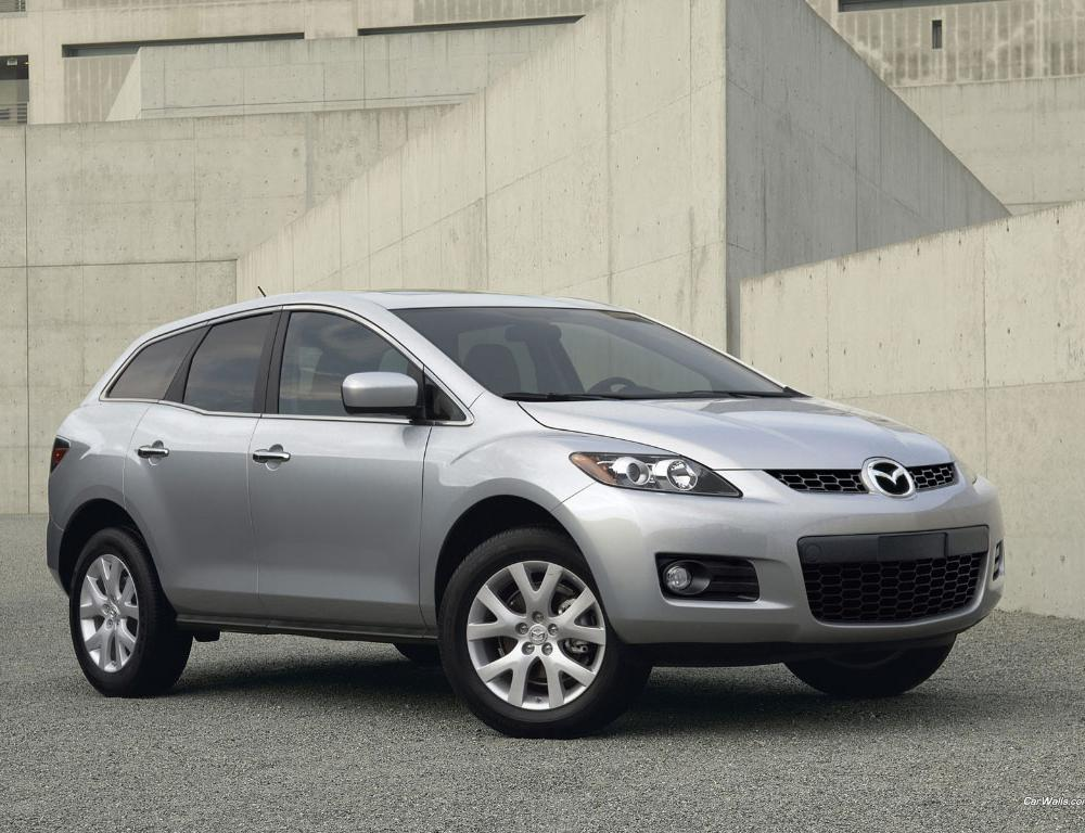 Mazda CX-7 1024 x 768 wallpaper