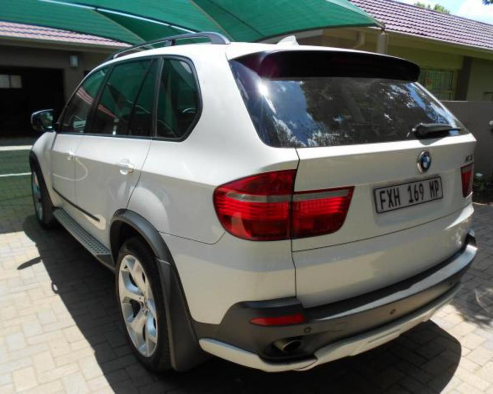 Pictures of Bmw x5 dynamic sport pack urgent sale
