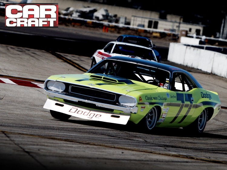 Wallpapers Cars Dodge dodge Challenger Trans-Am