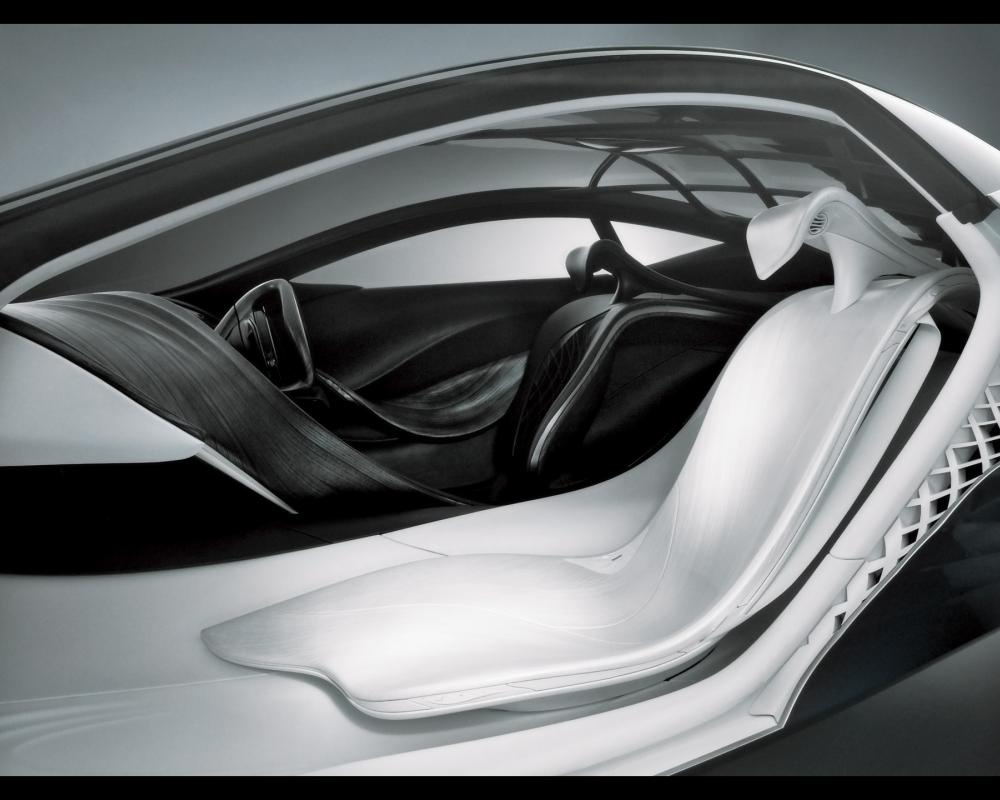 2007 Mazda Taiki Concept - Interior - 1920x1440 - Wallpaper
