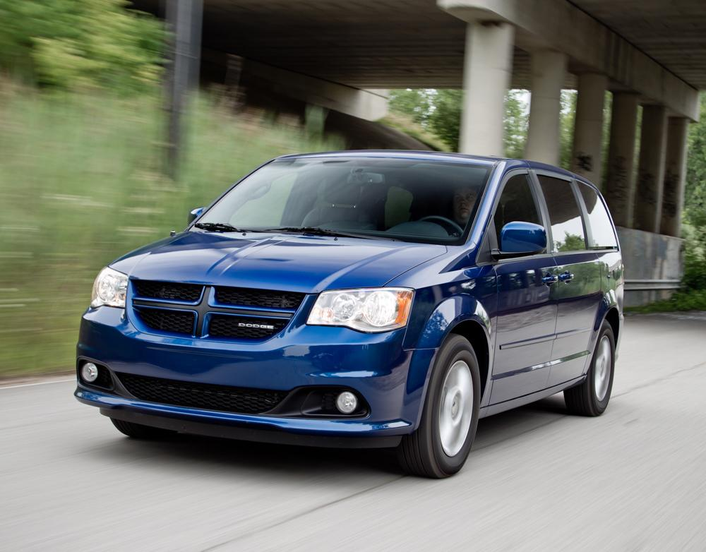 Dodge Grand Caravan and Avenger to be Replaced with a Single Crossover: