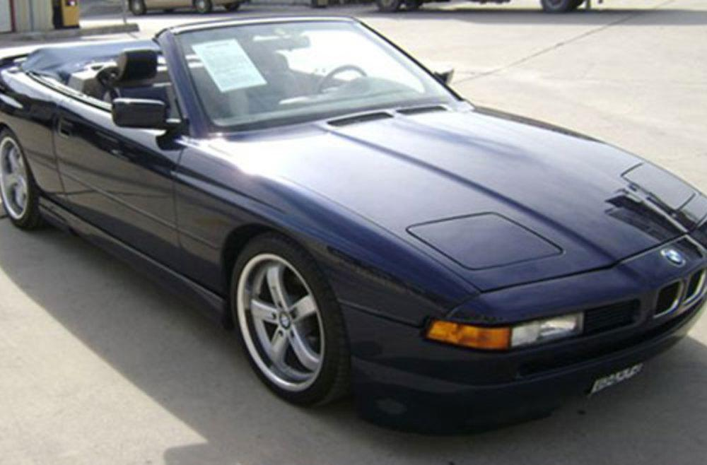 BMW 850 Ci. View Download Wallpaper. 580x329. Comments