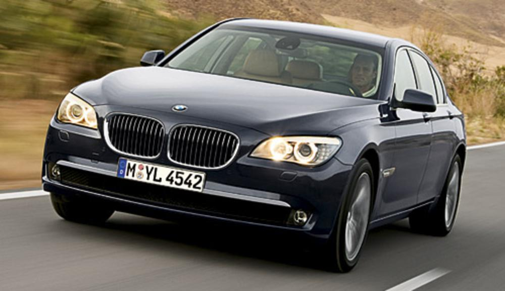 BMW 730d · More Photos of BMW 7 Series 730d
