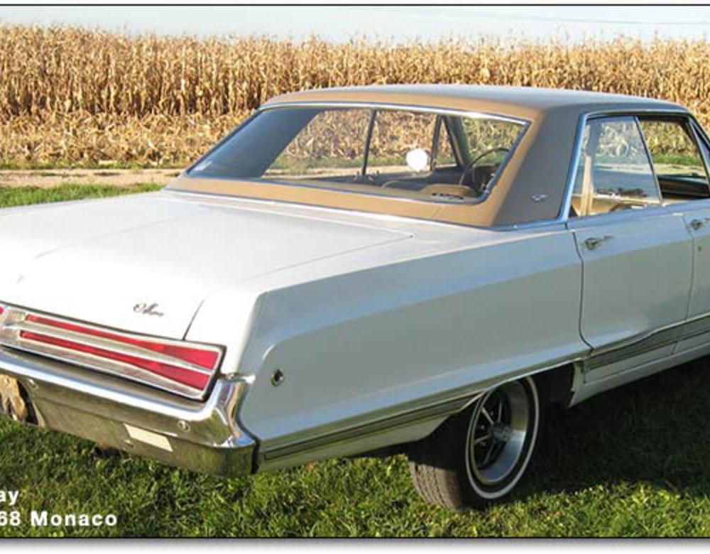 Dodge Monaco 500 V8 pictures · < Previous. Link to this page: