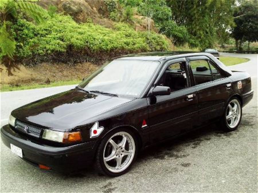 My Mazda Protege Lx 93'' Twin-Cam Viewed 20209 times