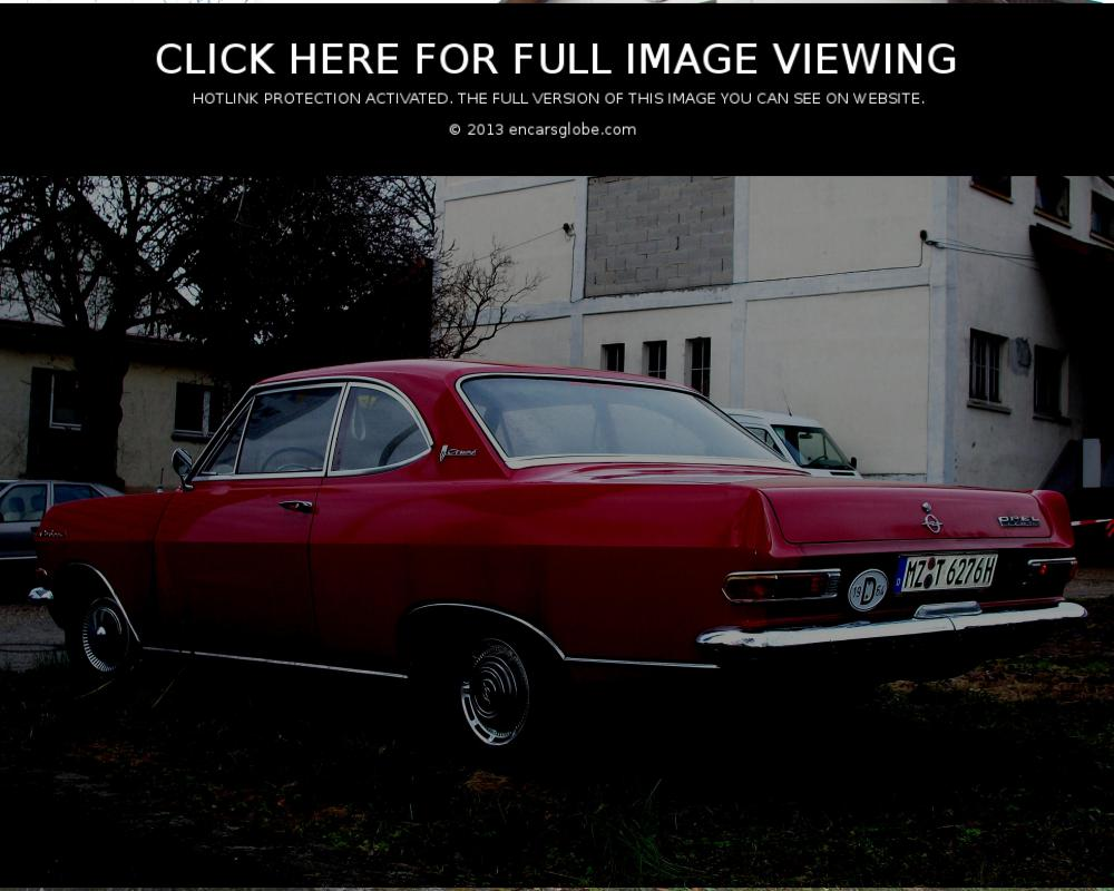 Opel Rekord 1700 Coupe (02 image) Size: 3664 x 2748 px | image/jpeg | 49475