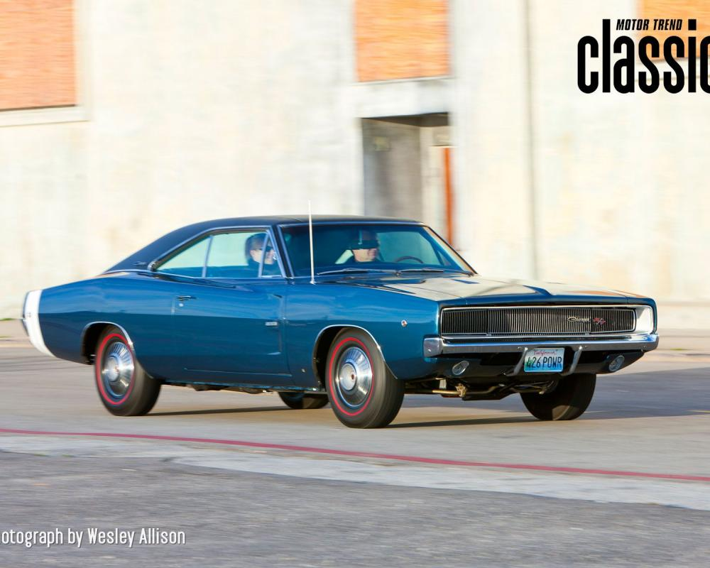 1968 Dodge Charger Rt 426 Hemi Gallery Motor Trend Hd Wallpapers