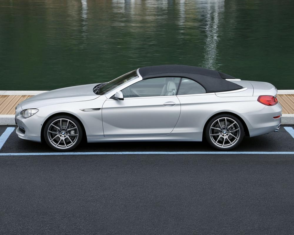 BMW 640i Cabriolet - huge collection of cars, auto news and reviews,