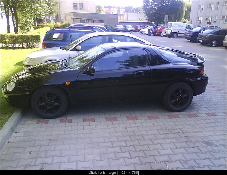 My Pre-Owned Mazda MX-3 V6